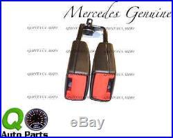 Mercedes E320 E350 E500 E55AMG E550 E63AMG REAR SEAT BELT BUCKLE END BRAND NEW