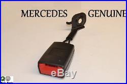 Mercedes E55, E500, E320, E350, E63, E550 Rear Seat Belt Buckle LEFT Brand NEW