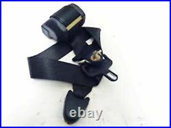 Mercedes Front Seat Shoulder Belt with Hole Buckle, Left New OE W123 Coupe'83-'85