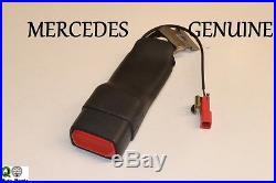 Mercedes ML55 AMG, ML430, ML320, ML500, Rear Seat Belt Buckle RIGHT 1638600869