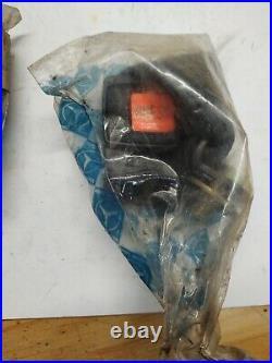 Mercedes R107 Seat Belt Buckle Receiver Left 1078600369 NOS Sealed Bag