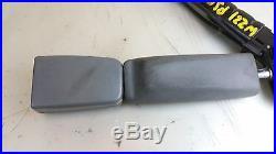 Mercedes S Class W221 Passenger Front Seat Belt Buckle A 2218601769 B285