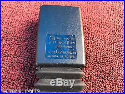 Mercedes Slk280 Slk300 Slk350 Slk55 Right Side Seat Belt Buckle Receiver Oem