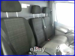 Mercedes Sprinter 906 2011-16 Front + Double Passenger Seat Complete 313 311