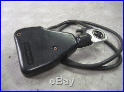 Mercedes W107 Klippan LH Seat Belt Buckle 450SL 350SL 450SLC 72-77