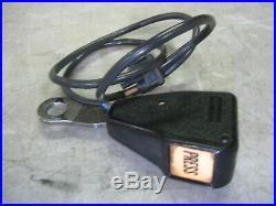Mercedes W107 Klippan LH Seat Belt Buckle 450SL 350SL 450SLC 72-79