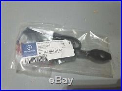 Mercedes W140 sclass'94-99 Right Passenger Seat Belt Buckle 1408603469 new