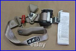 Mustang Front Seat Belt Buckle-Retractor Assy Right Passenger Side OEM Ford Part