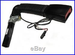 NEW 72117210889 E63 Genuine BMW M6 Front LEFT Seat Belt Buckle Tensioner