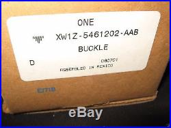 NEW FORD OEM 01 02 03 Ranger Front Seat Belt Buckle End Right 3L5Z1061202AAA