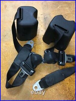 NEW JEEP Rear Seat Belt Set For 03-06 Jeep TJ LJ Wrangler OEM Seatbelt Buckle