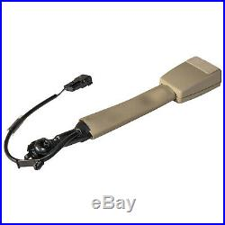 NEW OEM 2013-2016 Ford Fusion Front Seat Belt Buckle Dune Driver Side