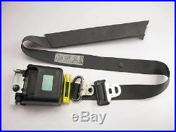 NEW OEM Ford F2TZ-15611B08-D Front Right Seat Belt Buckle Retractor Assembly
