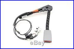 NEW OEM Ford Front Left Seat Belt Buckle Gray 6F2Z-1761203-CA Freestar 2005-07