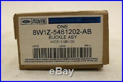 NEW OEM Ford Front Seat Belt Buckle Right 8W1Z-5461202-AB Crown Victoria 2009-11