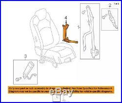 NEW OEM GM Front Left Seat Belt Buckle Cashmere 19329403 Traverse Acadia 2009-12