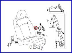 NEW OEM GM Front Right Seat Belt Buckle Black 19258016 LaCrosse 11-16 XTS 13-19
