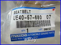 NEW OEM MAZDA B2600 85-87 Left Seat Belt Buckle UE40-57-680 SHIPS TODAY