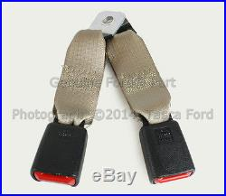NEW OEM RH 3RD ROW REAR SEAT BELT BUCKLE 00-04 FORD EXCURSION #YC3Z-78600A38-AAA
