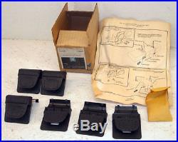 NOS 1965-1972 Chevy Nova Caprice Impala Chevelle Seat Belt Buckle Retainer Unit