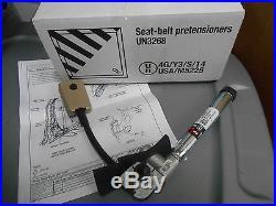 NOS GM Front Seat Belt-Buckle Tensioner Left Enclave Traverse Acadia 19329403