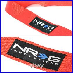 NRG INNOVATIONS SBH-R6PCRD 5-POINT 3WIDTH SEAT BELT HARNESS WithCAM LOCK BUCKLE