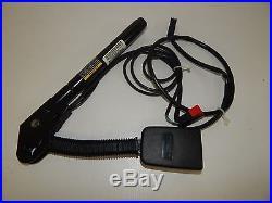 New OEM 2000-2004 Ford Focus Front Left Seat Belt Buckle Receiver Pretensioner