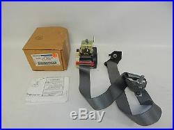 New OEM 2005-2007 Ford Seatbelt Seat Belt Retractor Rear Left Hand Side Buckle