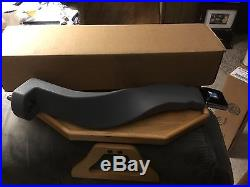New Oem 1992 93 94 95 1996 Ford Bronco F150 Front Seat Belt Buckle Grey Rh