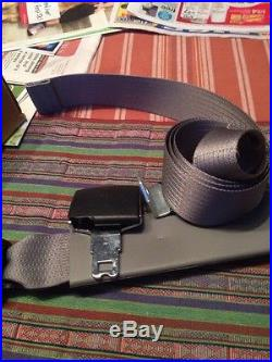 New Oem Front 20% Seat Lap Belt & Buckle Ford F250 F350 F450 F550 Sd Excursion