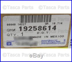 New Oem Gm Rh Or Lh Front Seat Belt Buckle 2005-12 Chevrolet Colorado Gmc Canyon