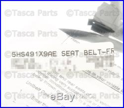New Oem Mopar Left Side Front Seat Belt Buckle 2003-06 Jeep Wrangler #5hs491x9ae