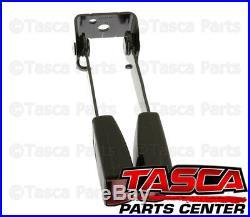 New Oem Rear Dual Seat Belt Buckle Black 2014-17 Chevrolet Silverado Gmc Sierra