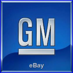 New Oem Right Side Rh Rear Seat Belt Buckle Ebony Chevrolet Silverado Gmc Sierra