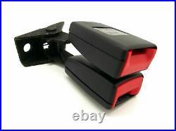 New Porsche Cayenne Rear Seat Belt Seatbelt Double Buckle Receiver 95580305410