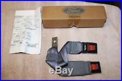 Nos 1993 1994 Ford Ranger Passenger Side Front Seat Belt Buckle