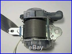 OEM FORESTER Front right Seat Belt retractor, passenger, seat belt-buckle 09-13