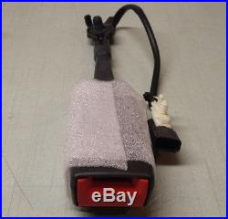 OEM Ford Front Seat Belt Buckle End 13-15 Explorer Taurus MKS DG1Z-5461202-BB