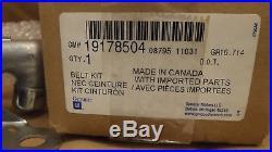 OEM Gm 19178504 Front Seat-Belt & Buckle Retractor Right 07-08 Acadia Outlook