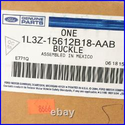 OEM NEW Genuine 2001-2004 Ford F-150 Seat Belt & Buckle Assembly