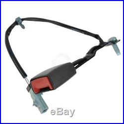 OEM Seat Belt Buckle Receptacle LH or RH Front Slate Gray For 02-04 Jeep Liberty