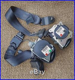 PORSCHE OEM 99-05 911 Front Seat-Belt & Buckle Retractor Left 99780303305A23