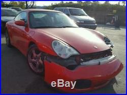 Porsche 911 SEAT BELT BUCKLE airbag child seat cutoff switch