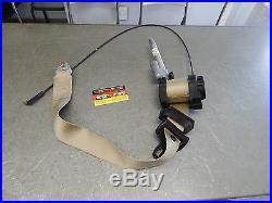 R129 Sl500 Sl600 Sl320 Seat Belt Tension Srs Type Left 1990-2002 Begie