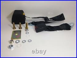 REAR RETRACTABLE WEB SEAT BELT 0-0 ON TOP OF PARCEL SHELF MOUNT 275mm WEB BUCKLE