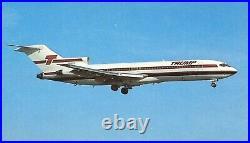 Rare The Trump Shuttle AIRLINES Original Seat Belt Buckle