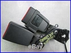Rear Left & Center Seat Belt Buckle Receiver 4G8857739 Audi A7 2014 S7 A6 S6
