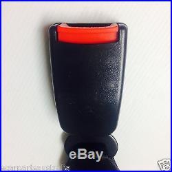 Seat Belt Universal Pair 3 Point Retractable + Three Lap Belt & Buckle 2+3