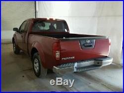 Seat Belt Front Bucket Driver Buckle Fits 11-16 FRONTIER 1272225
