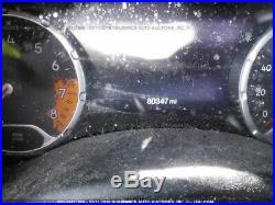 Seat Belt Front Bucket Driver Buckle Fits 15-18 RENEGADE 1513750